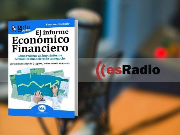 El GuíaBurros: El informe económico financiero en Mundo Emprende, en esRadio