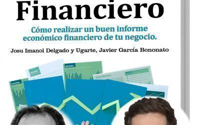 Ya a la venta el GuíaBurros Informe Económico Financiero de Josu Imanol Delgado y Javier García