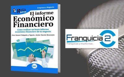 Javier García habla sobre la importancia del informe económico en 'Franquicia2'